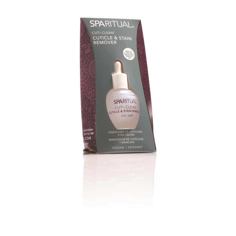 Amazon com : SpaRitual Cuti-Clean Treatment - 0 5 oz : Cuticle