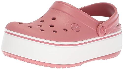 24a52d6d6b4b1 crocs Women s Crocband Platform Clog  Buy Online at Low Prices in ...