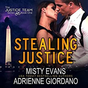 Stealing Justice Audiobook