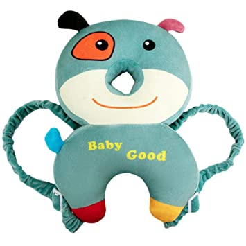 Babies Toddler Anti-drop Throw Pillow Child Head Protection Pad Back Pad Anti-shock Cap Headrest Mother & Kids
