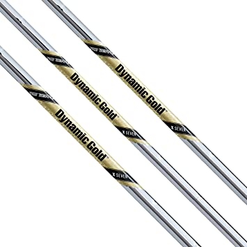 Amazon.com: True Temper Dynamic Gold X7 Shafts – .355 punta ...