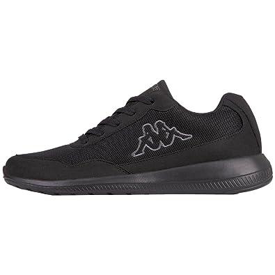 Sneakers Basses Mixte Adulte, Noir (Black), 38 EUKappa