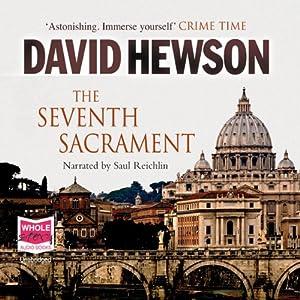 The Seventh Sacrament Hörbuch