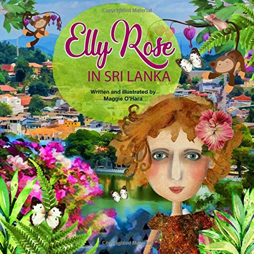 Elly Rose in Sri Lanka