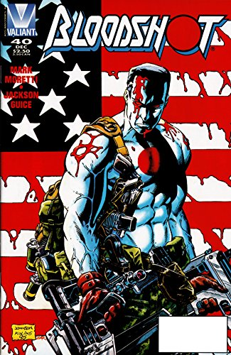 Amazon.com: Bloodshot (1993-1996) #40 eBook: Mark Moretti ...