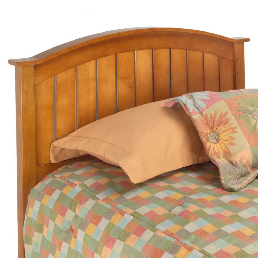Amazon.com - Finley Maple Headboard Full/Queen/Maple - Tween Bed ...