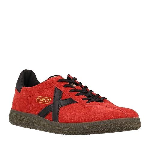 Munich Barru 35, Zapatillas para Hombre: Amazon.es: Zapatos y complementos