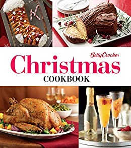 betty crocker christmas cookbook easy appetizers festive cocktails make ahead brunches