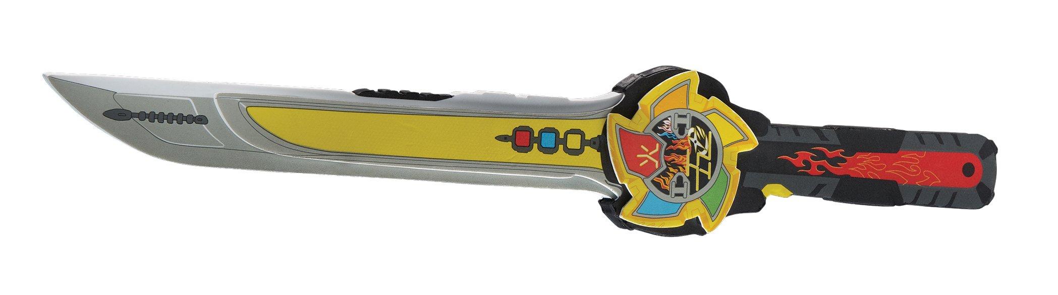Power Rangers Ninja Steel Foam Ninja Sword