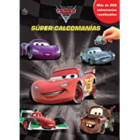 Super calcomanias: Cars 2