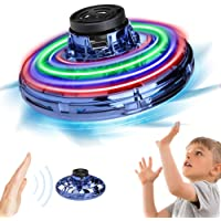 Mini UFO Drone, LED Type vliegende helikopter Spinner vingertop Upgrade Vlucht Gyro Drone vliegtuigen Toy Volwassen Kinder Gift