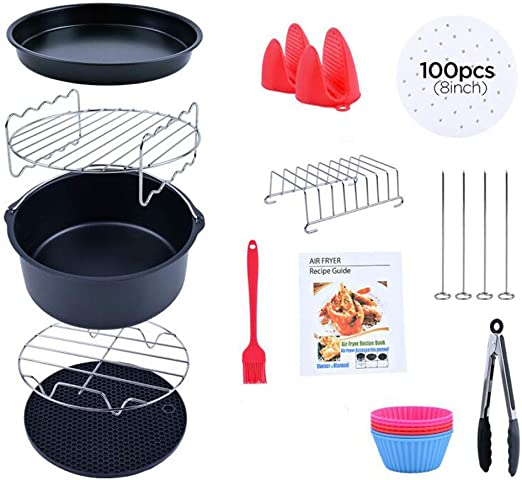Amazon Com Air Fryer Accessories For Gowise Ninja Cozyna Philips