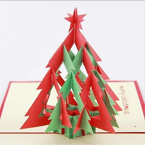 Tarjeta de Navidad hecha a mano de BC Worldwide Ltd, tarjeta ...