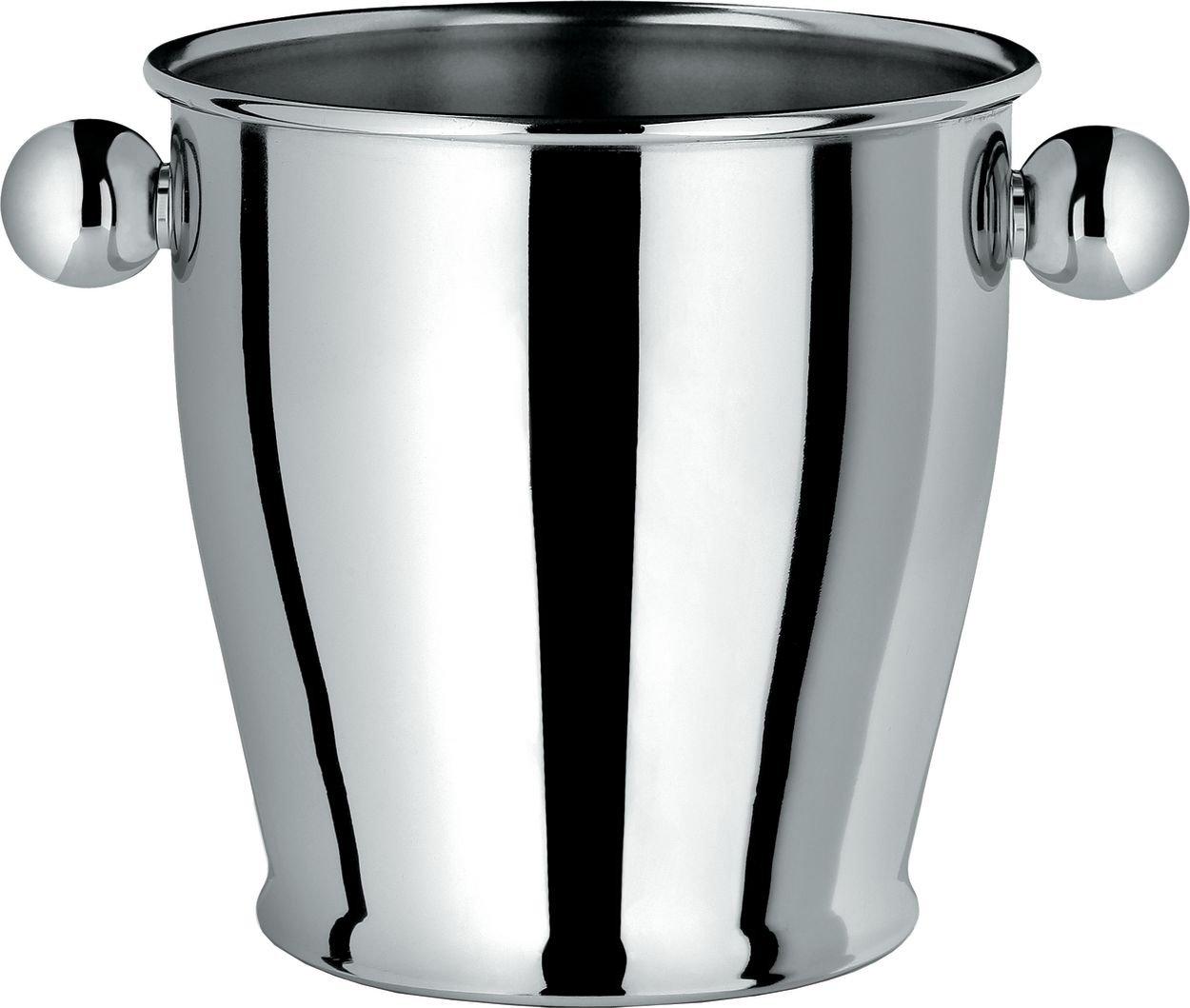 Alessi CA71 Decorative Ice Bucket, Silver