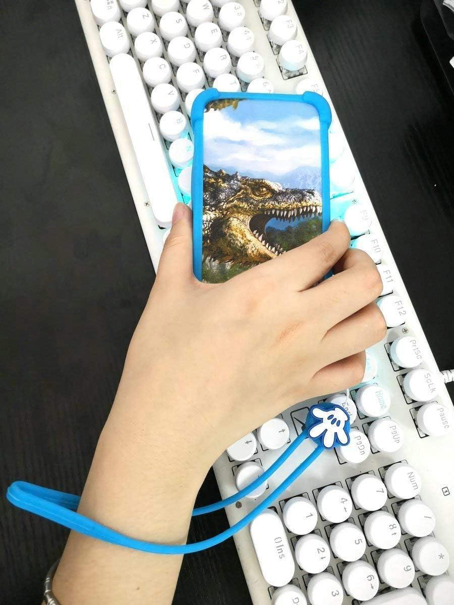 Funda para Selecline Smartphone S2 2019 Funda Silicone Border + Placa Dura de la PC Stand Carcasa Case Cover L: Amazon.es: Electrónica