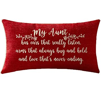 Amazoncom Itfro Great Aunt Gift From Niece Nephew With Funny Quote