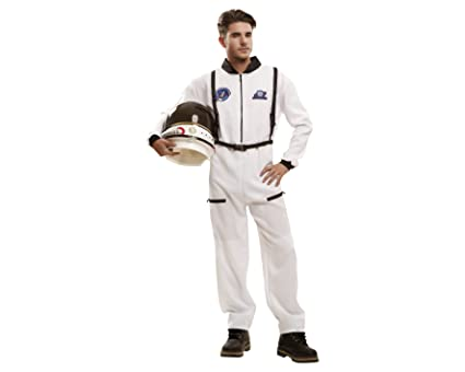 My Other Me Me-202120 Disfraz de astronauta para hombre, ML (Viving Costumes 202120