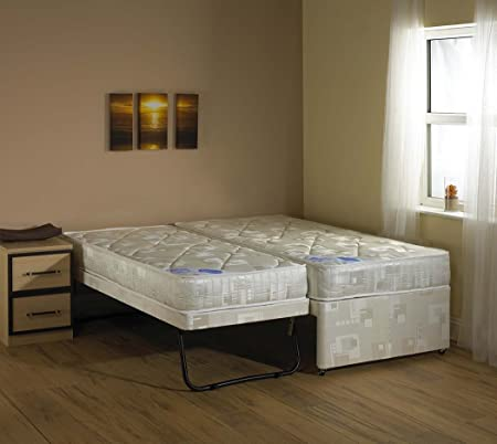 SINGLE 3 IN 1 GUEST BED WITH DEEP QUILTED MATTRESS!!!: Amazon.co.uk ...