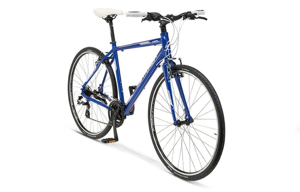 センチュリオン 2017 CROSS LINE 30R アルミクロスバイク B079GR82H8 37cm145~160cm|ホワイト ホワイト 37cm145~160cm