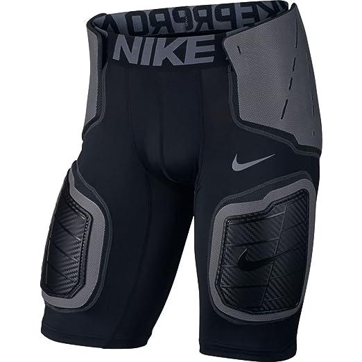 Men's Nike Pro Hyperstrong Core Football Short Black/Anthracite/Dark  Grey/Flint Grey