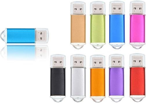 1GB-32GB Lighter USB 3.0 //2.0 Flash Drive Memory Thumb Stick Storage Pen Drive