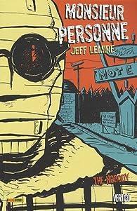 Monsieur Personne : The Nobody par Jeff Lemire