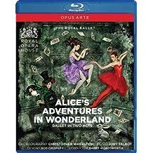Talbot: Wheeldon: Alice's Adventures In Wonderland