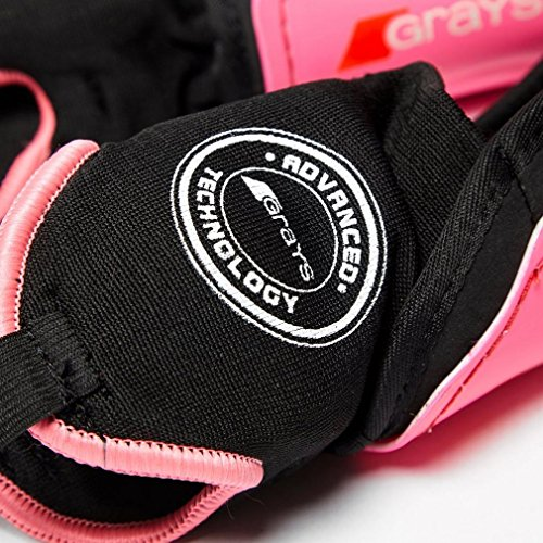 Shield Shinguard - Neon Pink/Black