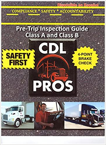Cdl study guide book: test preparation & training manual for the.