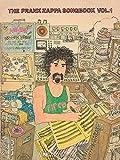 Zappa Frank the Frank Zappa Songbook Volume 1 Pvg Book