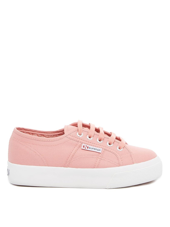 Superga 2730-Cotu, Zapatillas para Mujer 40 EU Rosa