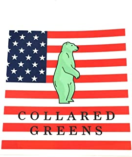 product image for Collared Greens Authentic Preppy Vinyl Sticker Decal Southern Proper Sold by Lobo