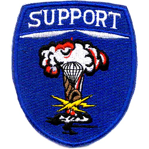 - 82nd Airborne Support Battalion Patch