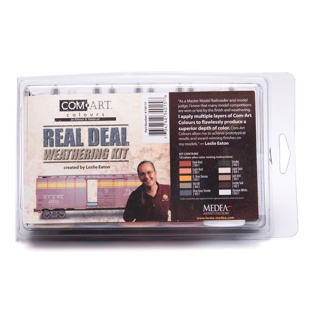 Com-Art Real Deal Weathering Kit