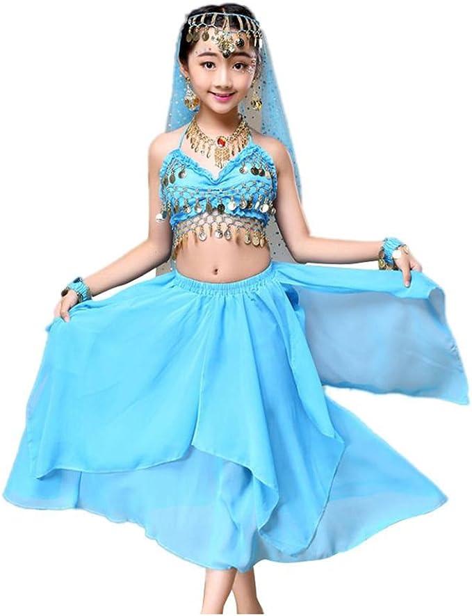 Amazon.com: Danza bebé vestidos, inkach Kids Girls India ...