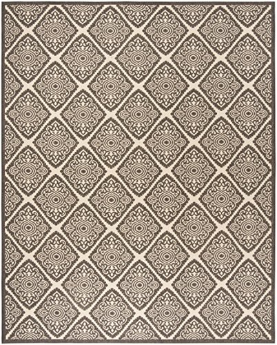 (Safavieh LND132U-8 Linden Collection Area Rug, 8' x 10',)