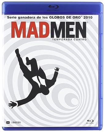 Amazon.com: Mad Men - Temporada 4: Movies & TV