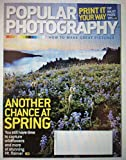 Popular Photography Magazine August 2011 (Single Issue) Another Chance At Spring