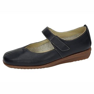 48 HORAS 810402/29 Mocasines DE Piel Mujer Zapatos MOCASÍN Marino 36