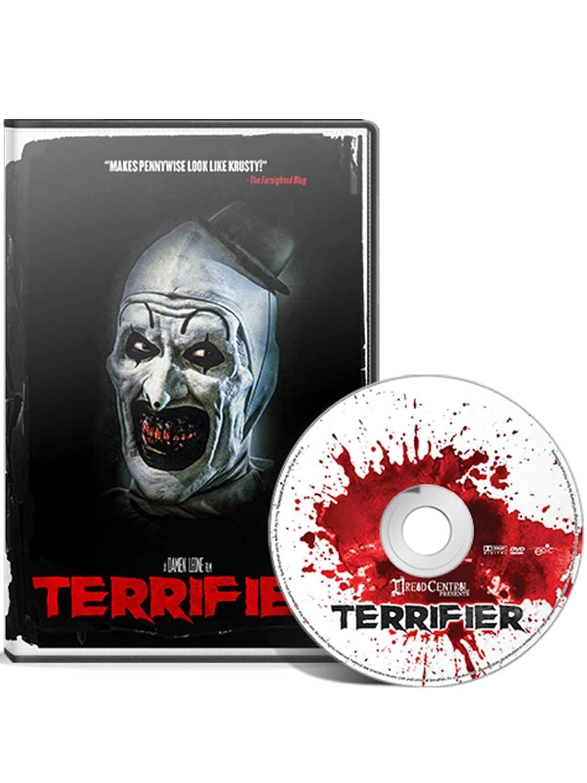 Terrifier DVD