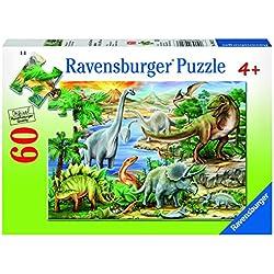 Ravensburger Rompecabezas La Era de Los Dinosaurios