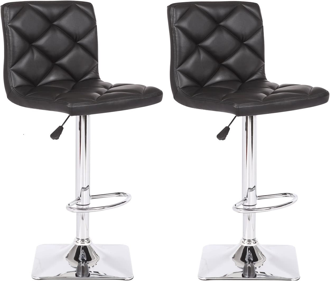 US Pride Furniture Rio Adjustable Swivel Bar Stool