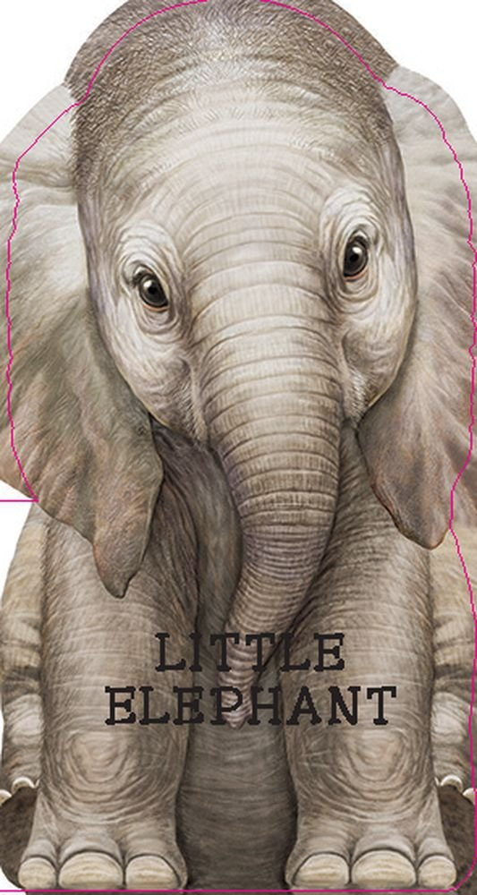 Little Elephant (Mini Look at Me Books)