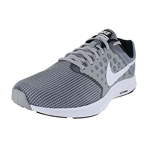 6cd2294423dec Nike Men s Downshifter 7 Running Shoe Wolf Grey White Black Size 14 M US   Buy Online at Low Prices in India - Amazon.in