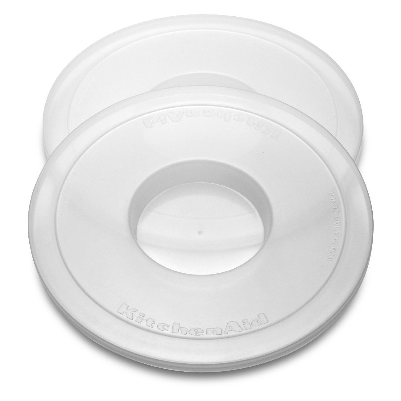 KitchenAid KBC5N Bowl Cover for 5 Quart Bowls, Set of 2