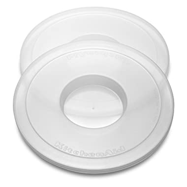 KitchenAid KBC5N Bowl Cover for 5 Quart Bowls, Set of 2