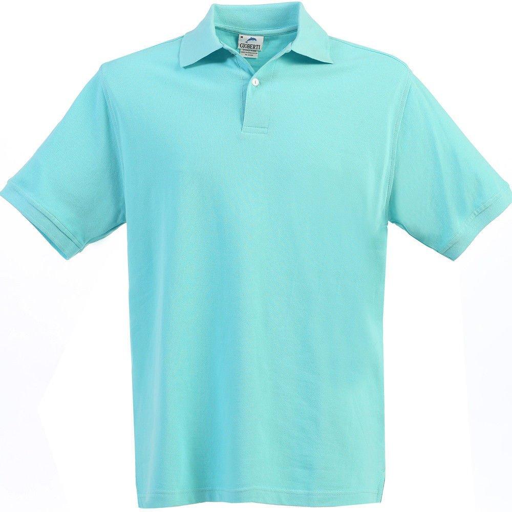 B-One Little Kids Unisex River Blue Short Sleeve School Uniform Polo Shirt 5