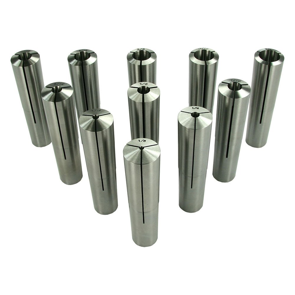 Collet Set, 9BS, Set of 11 by LittleMachineShop.com