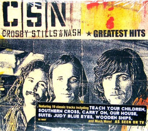 Crosby, Stills, Nash &Amp; Young - The Best Of Csn - Zortam Music