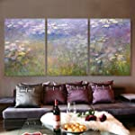 TDS Art Water Lilies Tile by Monet Pr...